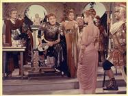 Alberto Sordi, Gloria Swanson and Brigitte Bardot