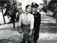 "<div>Marisa Merlini and Vittorio De Sica</div> <div><span style=""font-size: 10pt;"">Photo by Giovan Battista Poletto</span></div>"