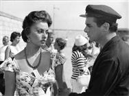 "<div><span style=""font-size: 10pt;"">Sophia Loren and Antonio Cifariello</span></div> <div><span style=""font-size: 10pt;"">Photo by Giovan Battista Poletto</span></div>"