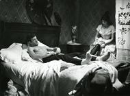 "<div>Jean-Paul Belmondo and Claudia Cardinale</div> <div><span style=""font-size: 10pt;"">Photo by Paul Ronald</span></div>"