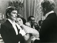 "<div><span style=""font-size: 10pt;"">Alain Delon, Claudia Cardinale and Burt Lancaster</span></div> <div><span style=""font-size: 10pt;"">Photo by Giovan Battista Poletto</span></div>"