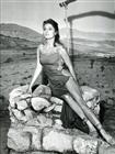 """<div>Rossana Podestà durante la lavorazione del film</div> <div><span style=""""font-size: 10pt;"""">Foto di Giovan Battista Poletto</span></div>"""