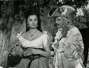 Sophia Loren and Vittorio De Sica