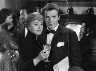 "<div><span style=""font-size: 10pt;"">Giulietta Masina and Richard Basehart</span></div> <div>Photo by Giovan Battista Poletto</div>"