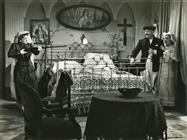 <div>Tina Pica, Peppino De Filippo e Dolores Palumbo</div> <div>Foto di Giovan Battista Poletto</div>