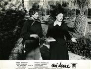 <div>Ingrid Bergman and Albamaria Setaccioli</div> <div>Photo by Giovan Battista Poletto</div>
