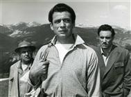 """<div>Yves Montand</div> <div><span style=""""font-size: 10pt;"""">Photo by Giovan Battista Poletto</span></div>"""